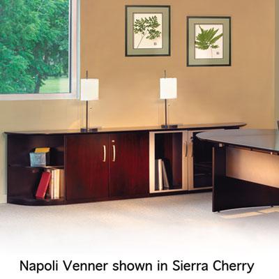 Mayline® Corsica™/Napoli™ Series Low Wall Cabinet