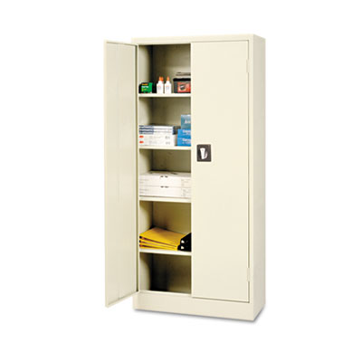 Alera® Space Saver Assembled Storage Cabinet