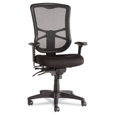 Alera® Elusion Series Mesh High-Back Multifunction Chair