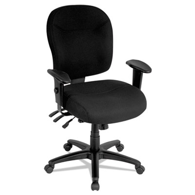 Alera® Wrigley Series Mid-Back Multifunction Chair