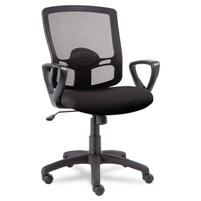Alera® Etros Series Mesh Mid-Back Chair