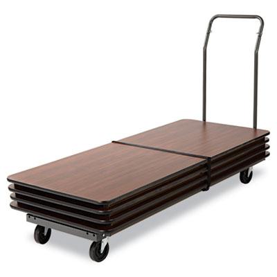 Alera® Folding Chair/Table Cart