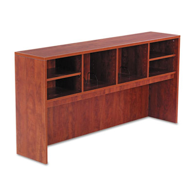Alera® Valencia Series Open Storage Hutch