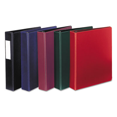 Avery® Durable Non-View Binder with Slant Rings