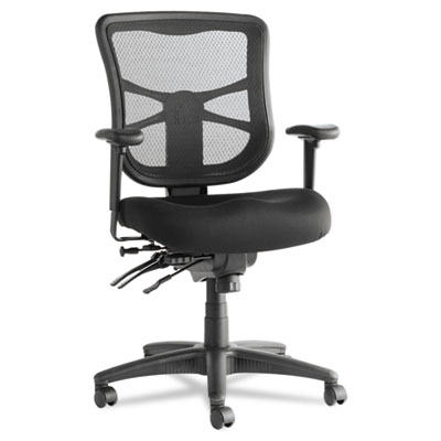 Alera® Elusion Series Mesh Mid-Back Multifunction Chair