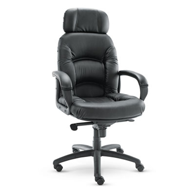 Alera® Nico High-Back Knee-Tilt Chair