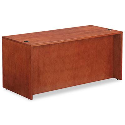 Alera® Verona Veneer Series Straight Front Desk Shell