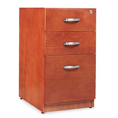 Alera® Verona Veneer Series Box/Box/File Pedestal File