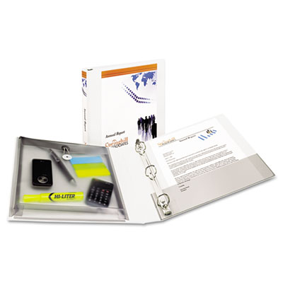 Avery® Protect & Store™ Durable View Binder with Slant Rings