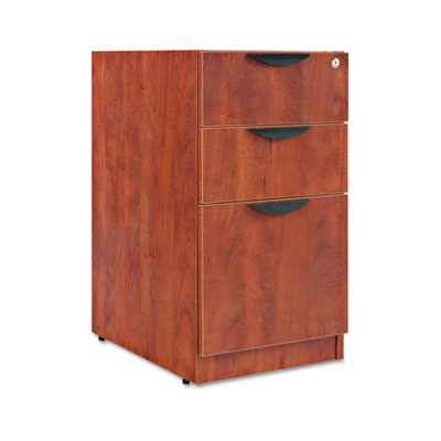 Alera® Valencia Series Box/Box/File Full Pedestal File
