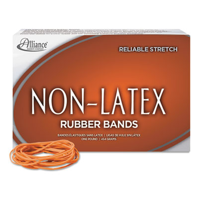 Alliance® Non-Latex Rubber Bands