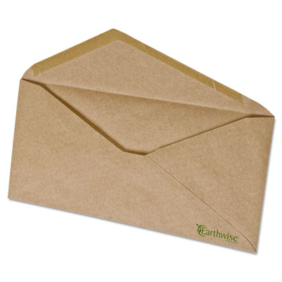 Ampad® Earthwise® Recycled Natural Brown Envelope