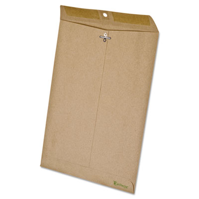 Ampad® Earthwise® 100% Recycled Storage Clasp Envelope
