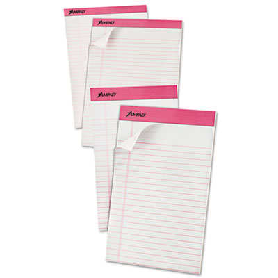 Ampad® Pink Writing Pads
