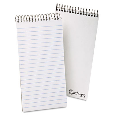 Ampad® Earthwise® Recycled Reporter's Notebook