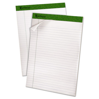 Ampad® Earthwise® Recycled Writing Pad