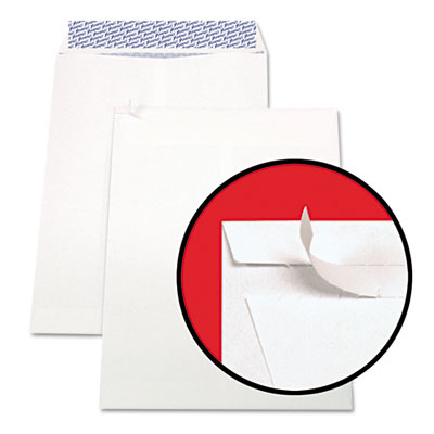Ampad® Gold Fibre® Fastrip™ Release & Seal White Catalog Envelope