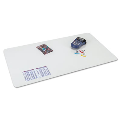 Artistic® KrystalView™ Desk Pad with Microban® Protection