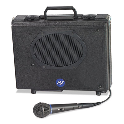 AmpliVox® Audio Portable Buddy with Wired Mic