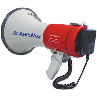 AmpliVox® MityMeg® Piezo Dynamic Megaphone