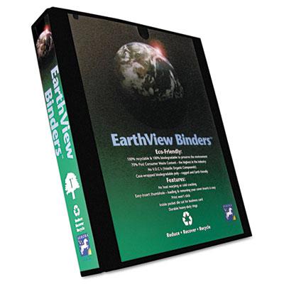 Aurora Products EarthView® Round Ring Presentation Binder