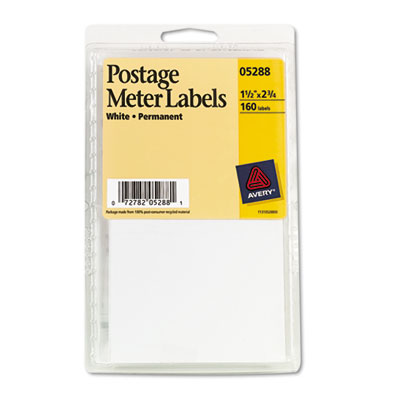 Avery® Postage Meter Labels