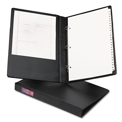 Avery® Legal Durable Non-View Binder with Round Rings