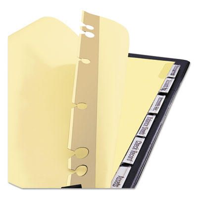 Avery® Post Binder Insertable Tab Dividers