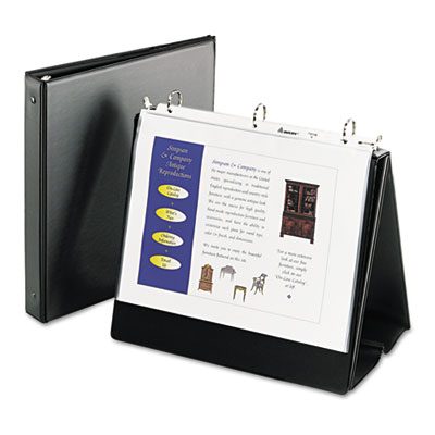 Avery® Easel Presentation Durable Binder with Round Rings