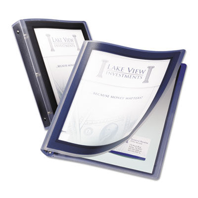 Avery® Flexi-View Binder with Round Rings