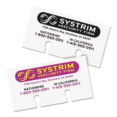 Avery® Rotary Cards