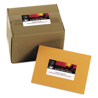 Avery® Color Printing Mailing Labels