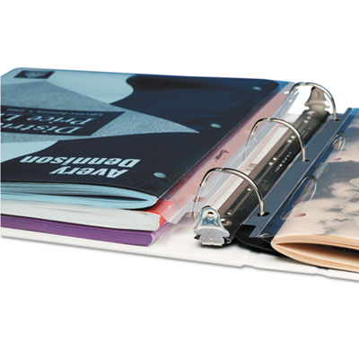 Avery® Multi-Page Capacity Heavyweight Diamond Clear Sheet Protector