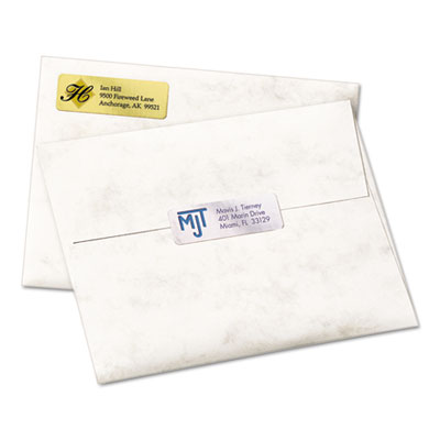 Avery® Foil Mailing Labels