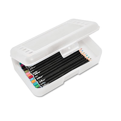 Advantus® Gem™ Pencil Box