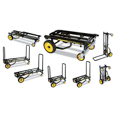 Advantus® Multi-Cart® 8-in-1 Cart