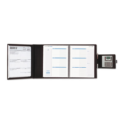 AT-A-GLANCE® Outlink® Weekly/Monthly Planner with Pop-Up Reminder™