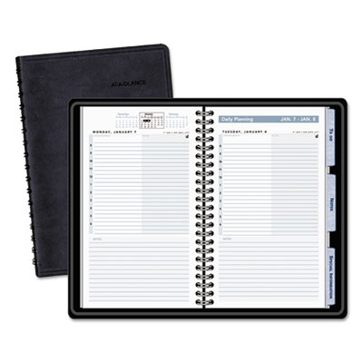 AT-A-GLANCE® The Action Planner® Daily Appointment Book