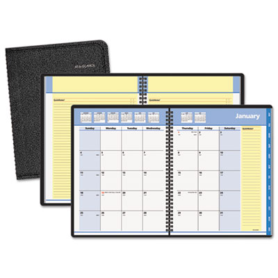 AT-A-GLANCE® QuickNotes® Monthly Planner