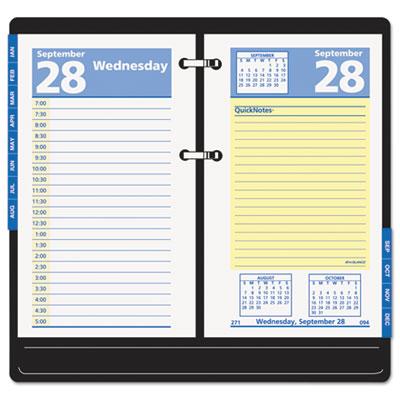 AT-A-GLANCE® QuickNotes® Desk Calendar Refill