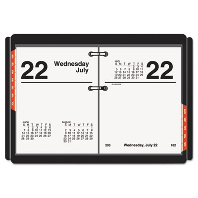 AT-A-GLANCE® Compact Desk Calendar Refill