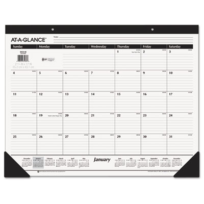 AT-A-GLANCE® Classic Desk Pad