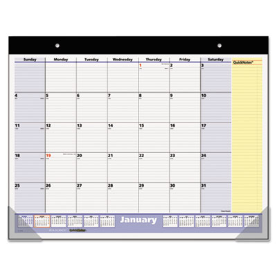 AT-A-GLANCE® QuickNotes® Desk Pad
