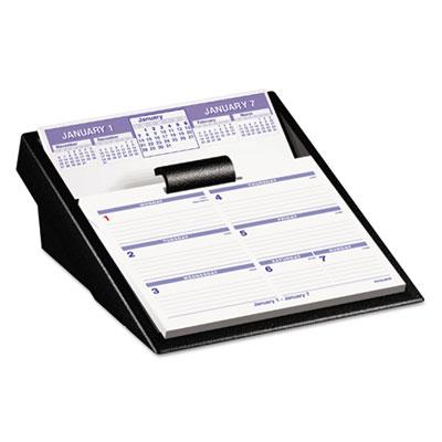AT-A-GLANCE® Flip-A-Week® Desk Calendar and Base
