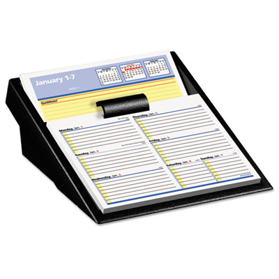 AT-A-GLANCE® Flip-A-Week® Desk Calendar Refill with QuickNotes®