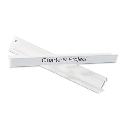ACCO Self-Adhesive Label Holders for Data Binders