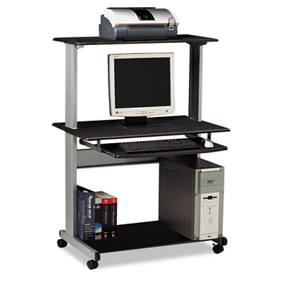 Mayline® Eastwinds™ Series Multimedia Mobile Workstation