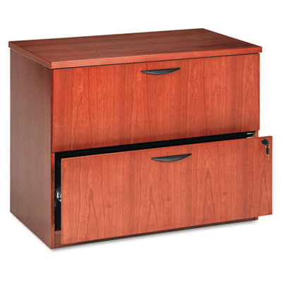 basyx® BW Veneer Series Two-Drawer Lateral File