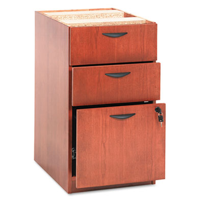 basyx® BW Veneer Series Box/Box/File Pedestal File