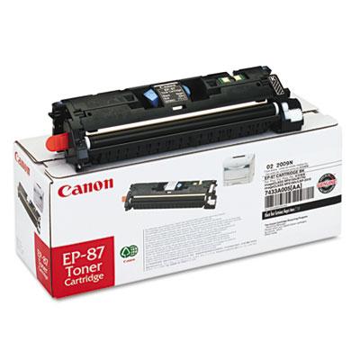 Canon® EP87BK, EP87C, EP87M, EP87Y Toner Cartridge